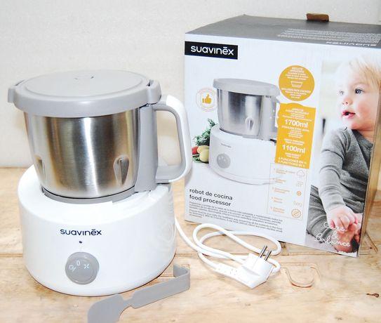 Robot de cozinha para bebé Suavinex 5 em 1