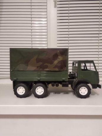 дитяча машинка КАМАЗ військовий