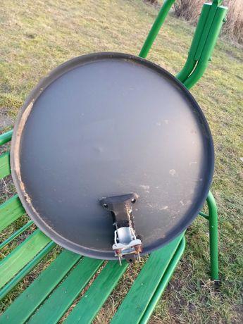 Antena satelitarna mniejsza