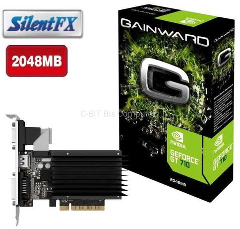 Karta graficzna Gainward GT 710; 2 GB DDR3