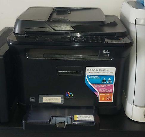 Impressora Samsung CLX-3175FN p/ peças