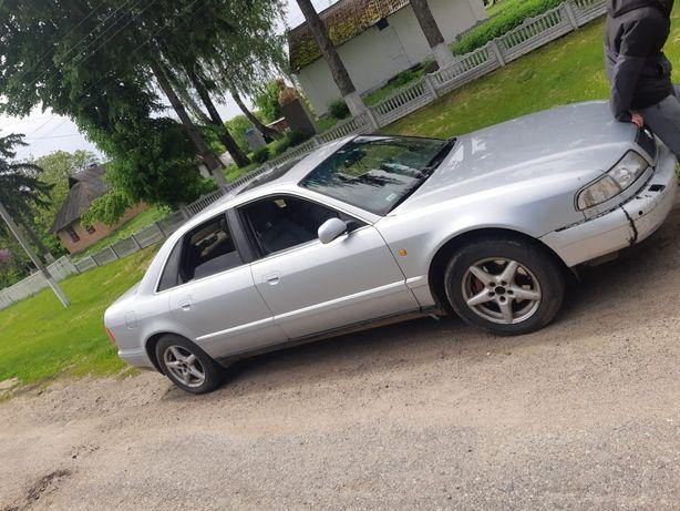 Audi a8 1998г. на разборку