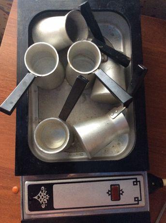 Кофеварка для кофе по-турецки