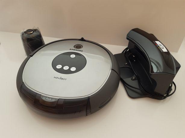 Aspirador Robot Samsung NaviBot SR8845 - Amarante