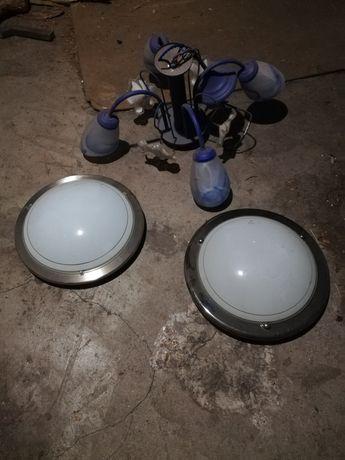 Lampa Plafon i Żyrandol