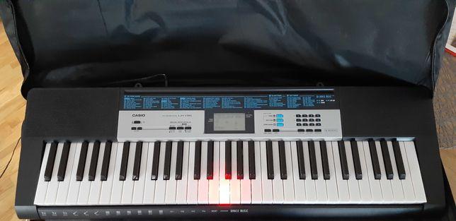 Pianino Keyboard Casio LK-136 4 Lata Gwarancji