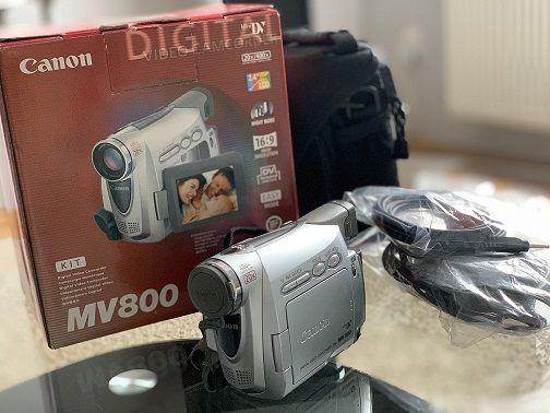 Kamera Canon MV800