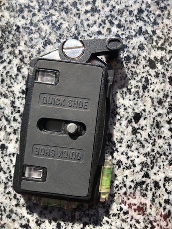 Быстросьемная площадка для видео-фото камер.