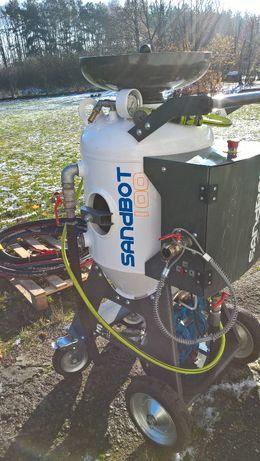 Sprzedam hydropiaskarkę Sandbot 100 / piaskarka / czyszczenie /