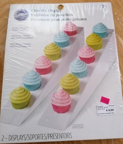 Suportes para queques e cake pops (NOVOS)