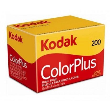 Фотоплёнка KODAK цветная и чёрно белая(раритет)