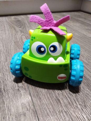 Zabawka dla niemowlaka Fisher-Price Odjazdowy Stworek