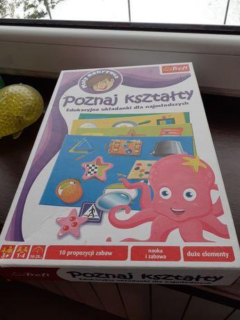 Gry puzzle dla dzieci cena za 2 szt