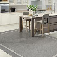 Carpete / Tapete Geometric Interior e Exterior - 120x170cm By Arcoazul