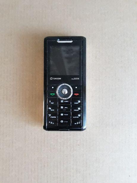 Телефон SAGEM my301X - б/у