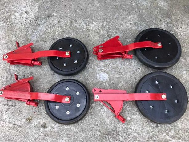 колесо прикатка копирующее сеялка сз сошник диск поводок зерновая