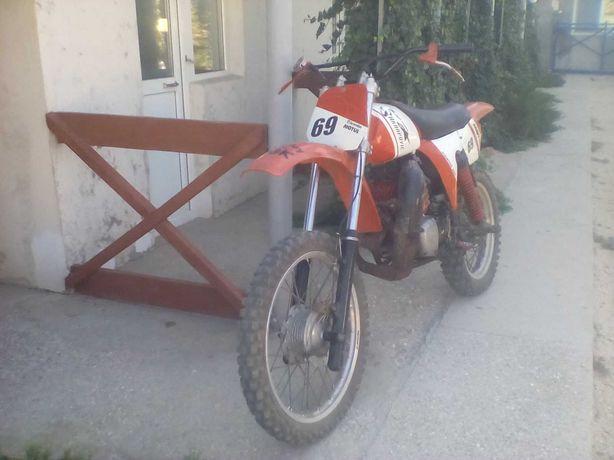 Мотокросс CZ 513 250 кубов