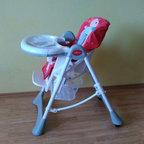 Krzesełko / fotelik do karmienia dziecka Baby Design Pepe