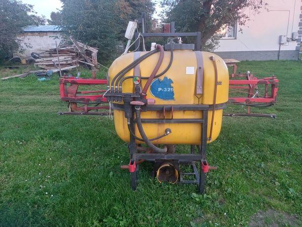 Opryskiwacz 400l hydrauliczne poziomowanie lanc