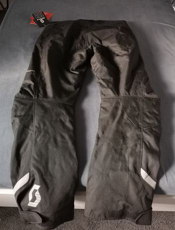 Spodnie motocyklowe SCOTT nowe, ocieplane XL, XXL