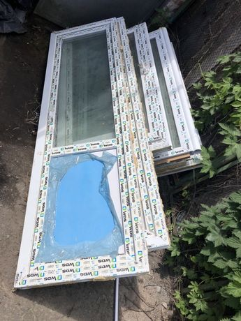 Металопластиковые двери, окна
