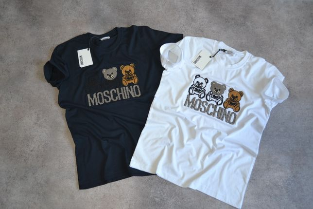 Мужские брендовые футболки. Philipp Plein, L&V, Dior