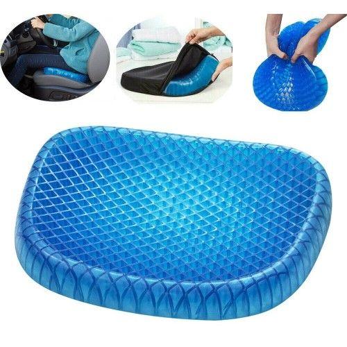 Гелевая ортопедическая подушка для сидения Egg Sitter + чехол Сумы - изображение 1