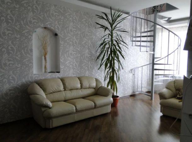 Двухуровневая квартира в спальном районе Q