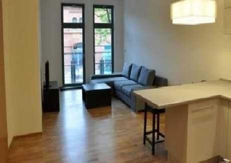 Mieszkanie o powierzchni 60m znajdujące się przy ulicy Śniadeckich