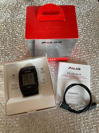 POLAR M430 zegarerek sportowy GPS