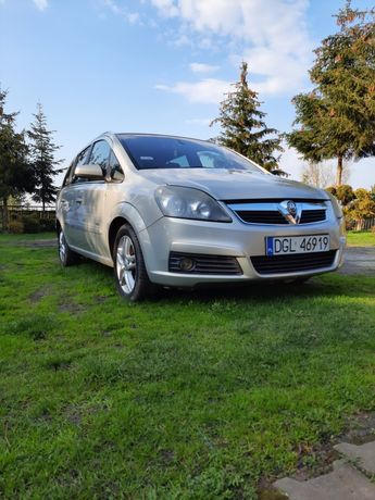 Opel Zafira na sprzedaż