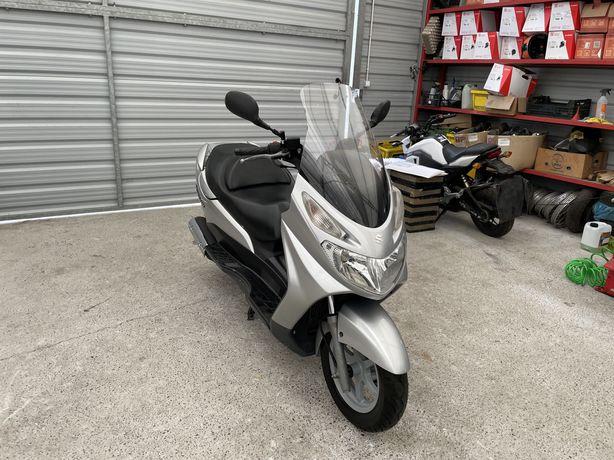 Suzuki Burgman 125 fv raty transport