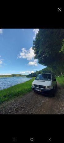 Mercedes campervan