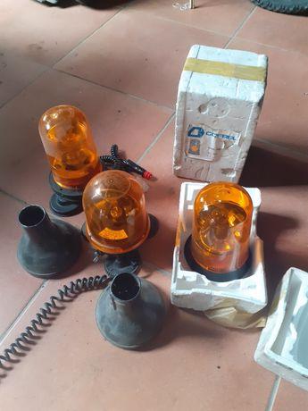 4 Pirilampos como novos nunca usados