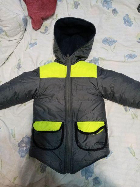 Куртка детская 98 размер