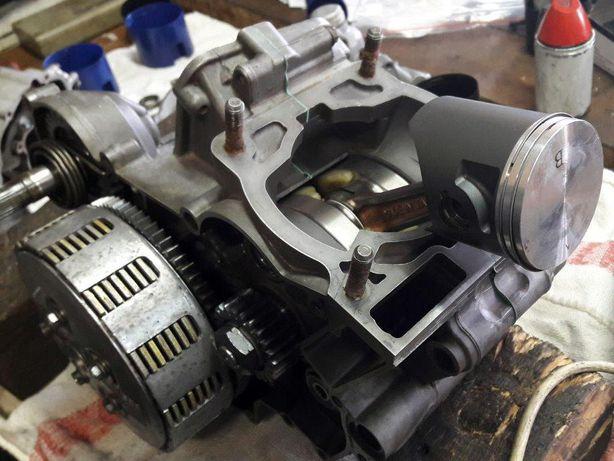 Serwis, naprawa motorowery skutery quady motocykle