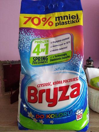 Proszek do prania Bryza do kolorów 6kg