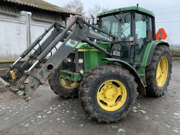Трактор John Deer 6410