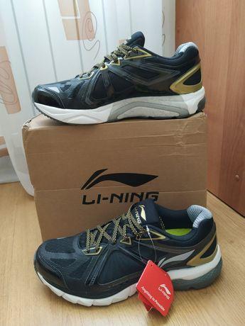 Новые Спортивные кроссы от Li-ning