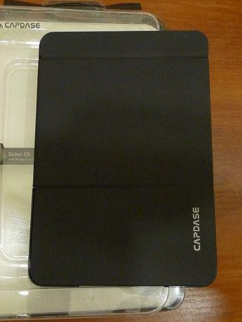 Чехол CAPDASE для планшета iPad mini Karapace Jacket Sider Elli Black