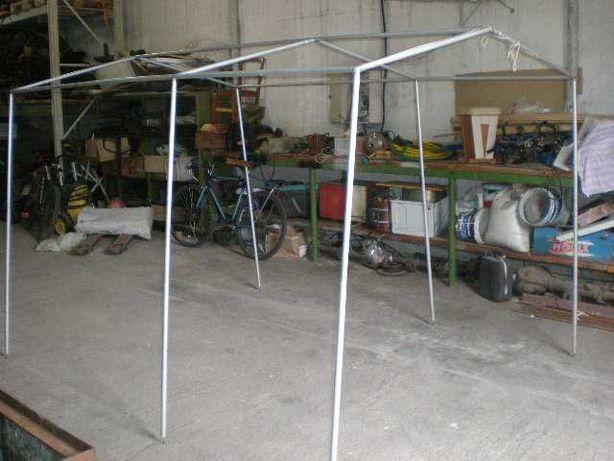 Каркас польской палатки