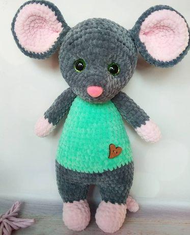 Зефирная игрушка Мышка