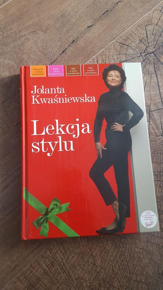 Lekcja stylu Jolanty Kwaśniewskiej Przylep - image 1