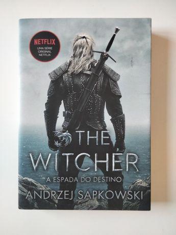 NOVO • A Espada do Destino - The Witcher