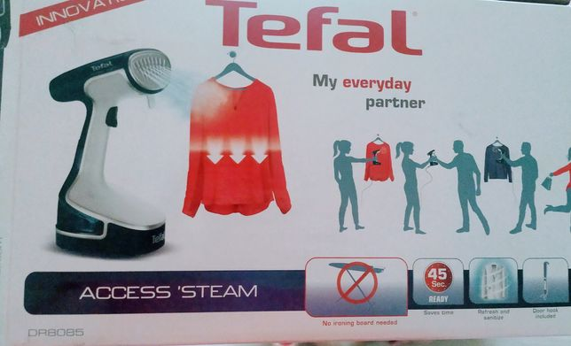 Steamer do ubrań 1500W Tefal Access Steam DR8085