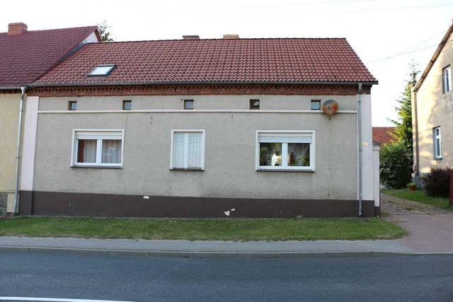 Dom z potencjałem+duża działka ,ciekawa propozycja