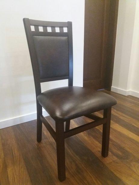 Krzesło- skóra stan b.dobry