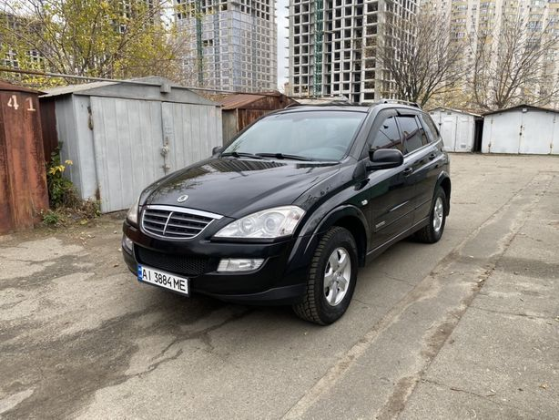 SsangYong Kyron Luxury 2.TDI Automat
