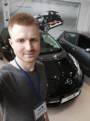 Nissan Leaf S 30 кВт 2016 год батарея 89% Лиф Лиаф Нисан