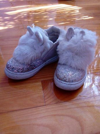 Взуття для дівчинки весняне ботинки для девочки черевички 26 розмір
